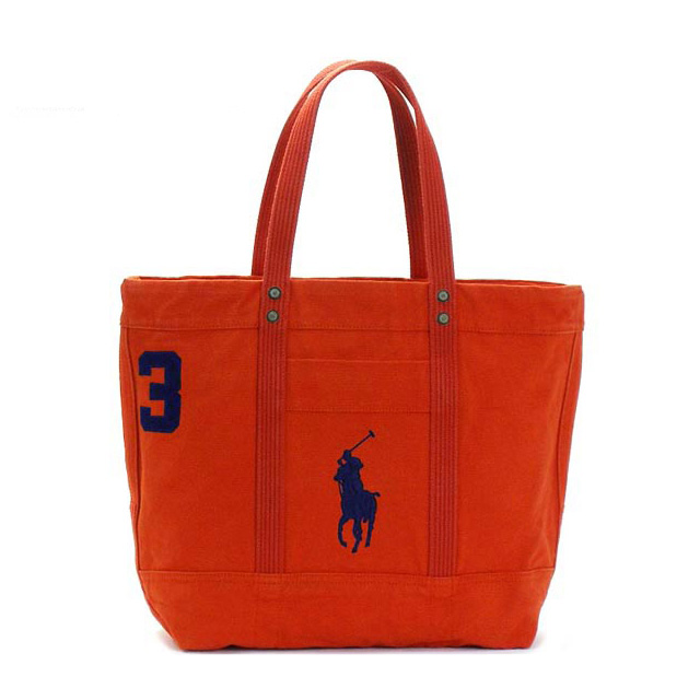 Ralph Lauren Bag Polo Tote Handbag Pony Men Gap Dis Zip New Work Brand