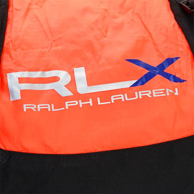 Ralph Lauren 랄프로렌 405521579 접는 보스턴백 RLX PACKABLE NYLON BT OR 004#오렌지