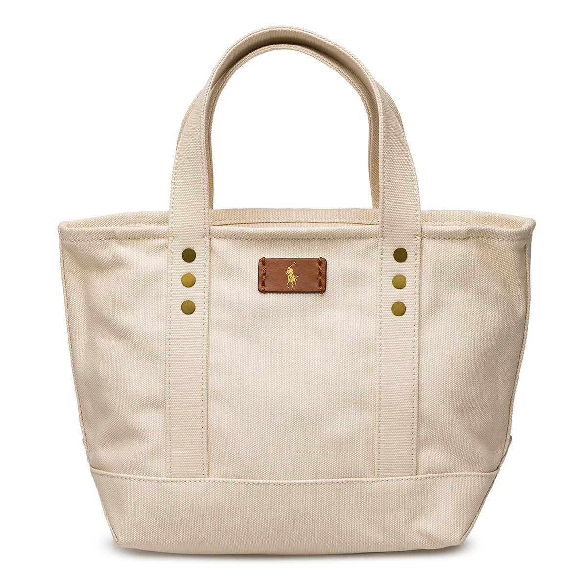 Polo Ralph Lauren Polo Ralph Lauren handbag tote bag shoulder bag Lady s  men canvas purse tote bag shoulder back natural beige mini-new work bag  attending ... 70cb94e474f32