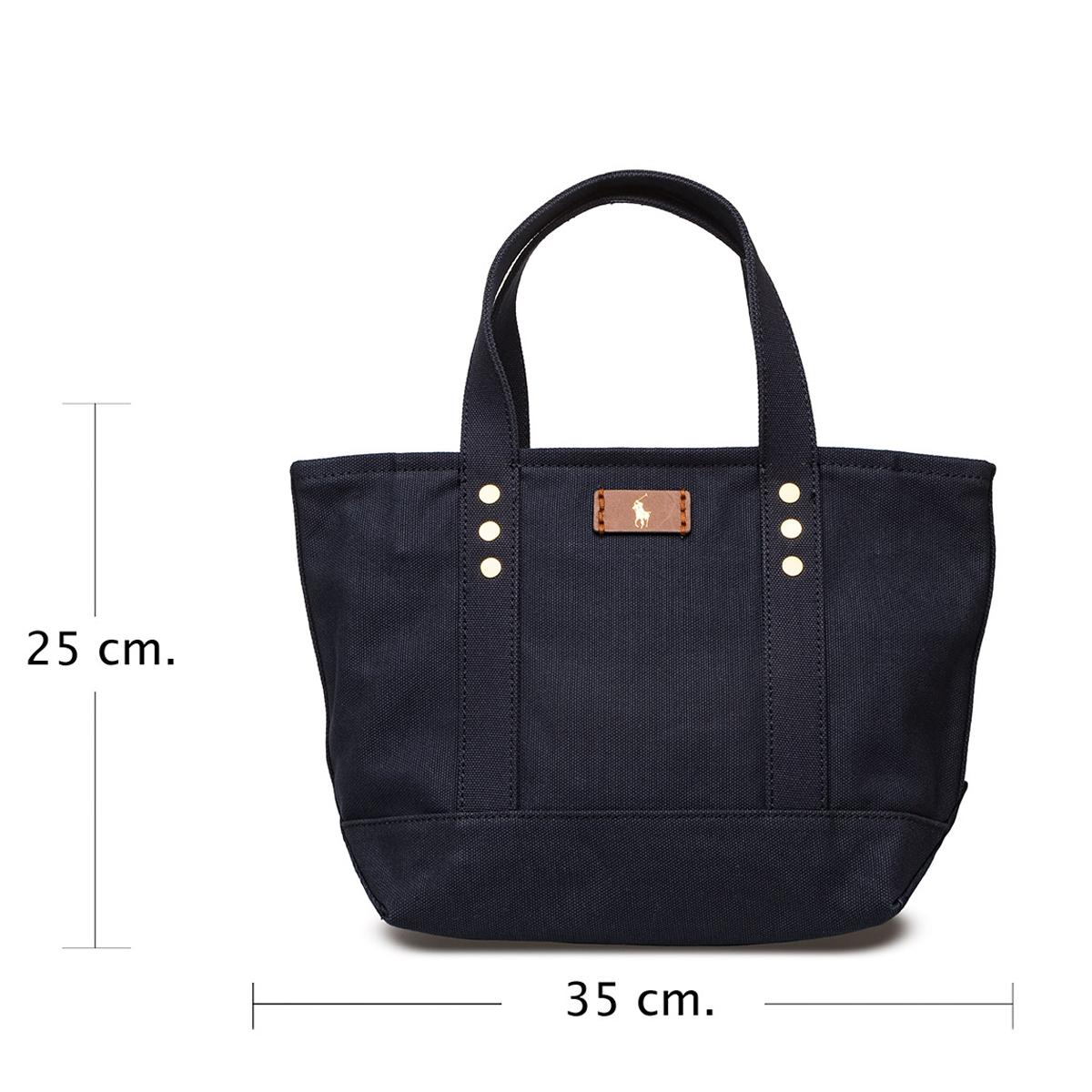 Ralph Lauren Handbag Tote Bag Shoulder Lady S Men Canvas Purse