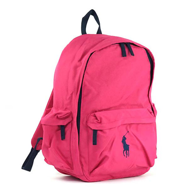 Polo by Ralph Lauren ポロ ラルフ ローレン 950225 バックパック PK CLASSIC PONY BACKPACK II リュックサック ピンク