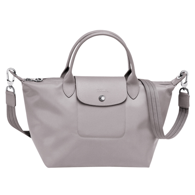 0af26e59e0 Salada Bowl: Longchamp LONGCHAMP neo play Juno handbags grey ...