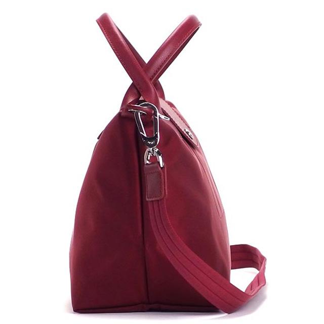 롱 샹 LONGCHAMP 네오 プリアージュネオ 핸드백 숄더백 레드 핑크 토트 백 여성 르 プリアージュ/네오 신작 브랜드 2way 가방 가벼운 통근 가방 멋쟁이 신품