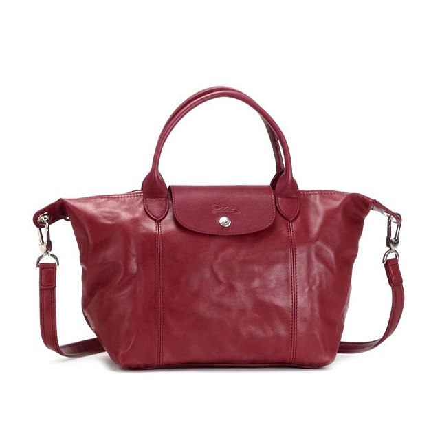4988285ef5f Longchamp Le-pliage LONGCHAMP cycle folding tote bag shoulder bag 2-WAY bag  also women's new sale popular leather red Rouge brand handbags fs2gm