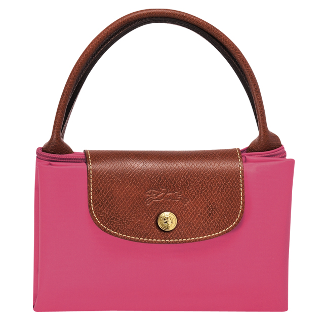 Salada Bowl  Light Longchamp LONGCHAMP lplage pink tote bag nylon ... 0202532aaf5bf