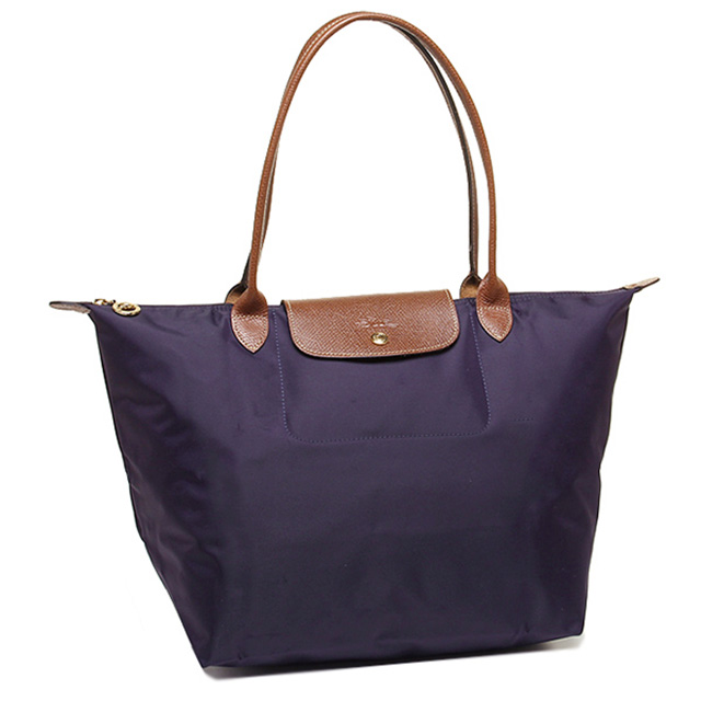 Longchamp LONGCHAMP shoulder bags Le pliage tote bags ladies purple bag  brand nylon light new Christmas 1899 089 folding commuter school trip back  brand new 3ca719ef7f588