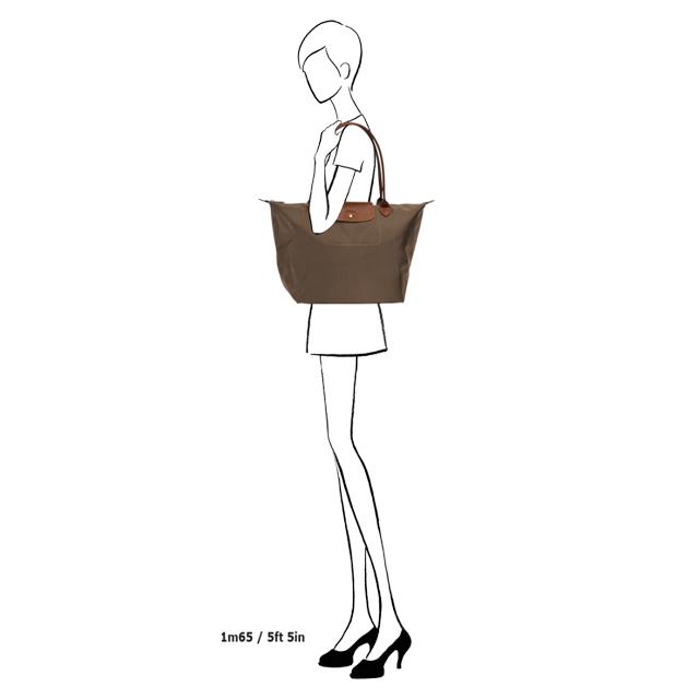 롱 샹 LONGCHAMP 숄더백 르 プリアージュ 토트 백 여성 퍼플 가방 브랜드 나일론 가벼운 신작 크리스마스 1899 89 축소 통근 여행 백 신품