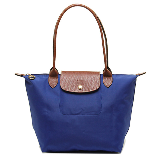 Salada Bowl  Longchamp LONGCHAMP bag Le-pliage tote bag blue folding ... f87dbac04807d