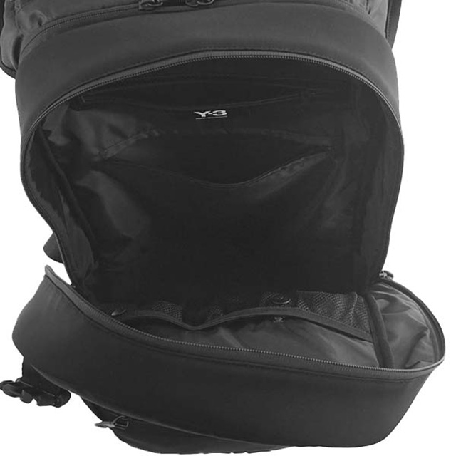 cd2e5b2254de It is 50 generations for Weiss Lee Y-3 ultra technical center bag rucksack  backpack rucksack unisex black black men gap Dis fashion 2way  large-capacity ...