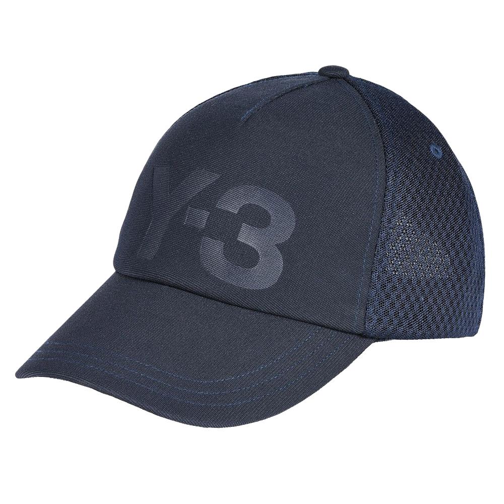 ワイスリー Y-3 トラッカー キャップ TRUCKER CAP CY3536 メンズ レディース ユニセックス キャップ 帽子 ブルー 紺 ネイビー