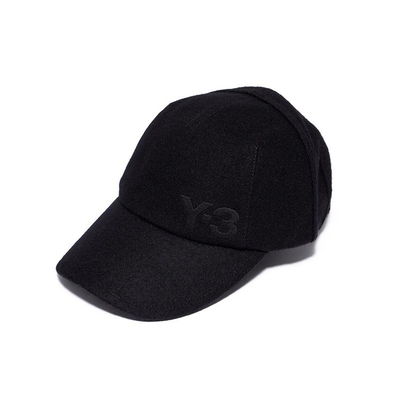 ワイスリー Y-3 キャップ 帽子 つば メンズ レディース DT0890 WINTER CAP ウィンター キャップ BLACK ブラック