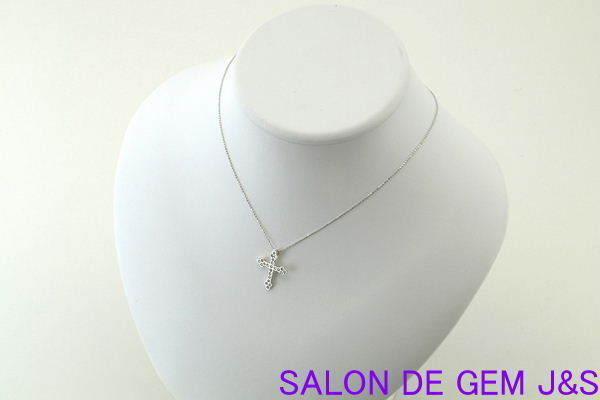 祝 令和送料無料新品上質SIクラスK18WG 高級天然ダイヤモンド ペンダントネックレスD 0.50ctOnw80Pk