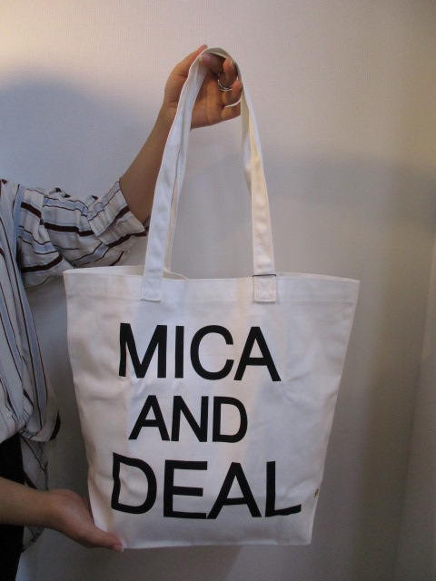 Samedi Et Dimanche Maika And Deal Mica Eco Bag Is Unbleached Rakuten Global Market