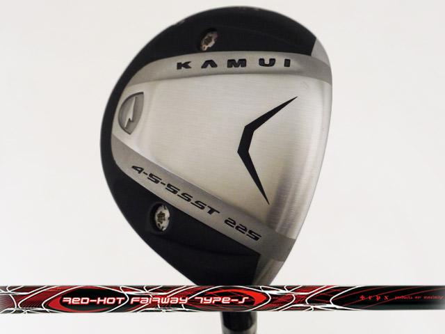 Kamui (カムイ) TP-XF SUS フェアウェイウッド TRPX RED-HOT Type-Sシャフト