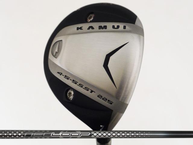 Kamui (カムイ) TP-XF SUS フェアウェイウッド LOOP FW Six TSシャフト