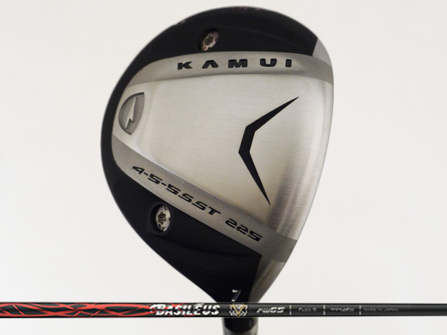 Kamui (カムイ) TP-XF SUS フェアウェイウッド Basileus β FWシャフト
