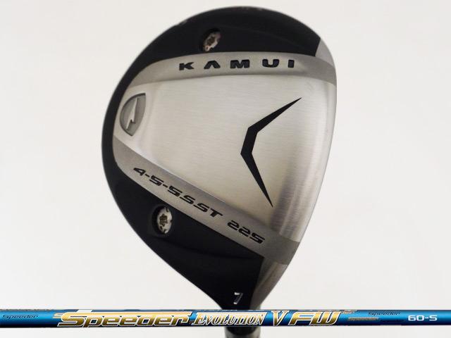 Kamui (カムイ) TP-XF SUS フェアウェイウッド Speeder Evolution 5 FWシャフト