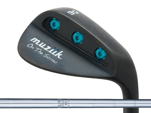 Muziik (ムジーク) On The Screw QPQ ウェッジ N.S.PRO 950GHシャフト