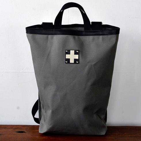 Kinosho Transit (木の庄帆布) バックパックトートバッグ