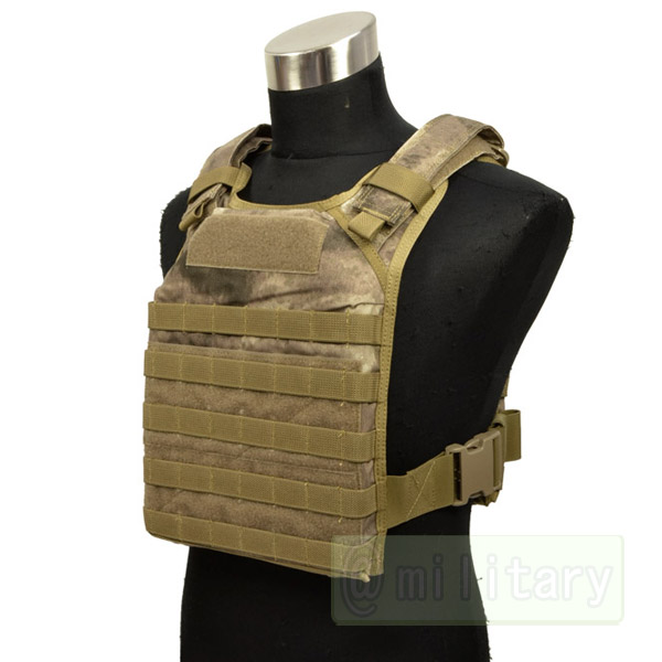 FLYYE Fast Attack Plate Carrier GEN 1 A-TACS サバゲー,サバイバルゲーム,ミリタリー