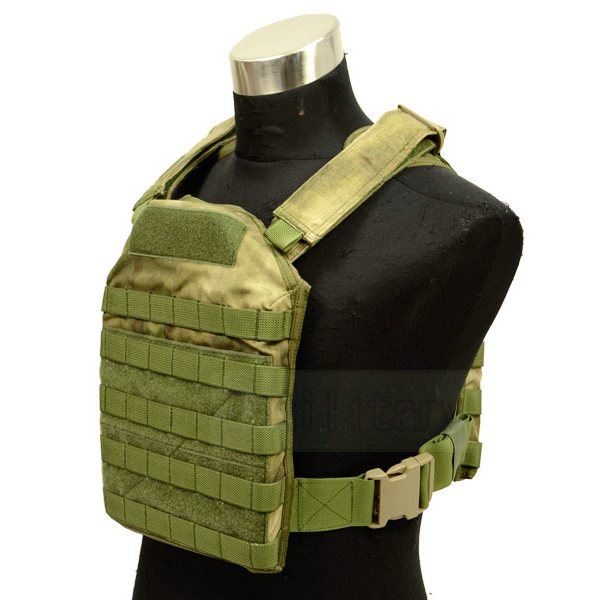FLYYE Fast Attack Plate Carrier GEN 1 A-TACS FG 【A-TACS森林ver】 サバゲー,サバイバルゲーム,ミリタリー