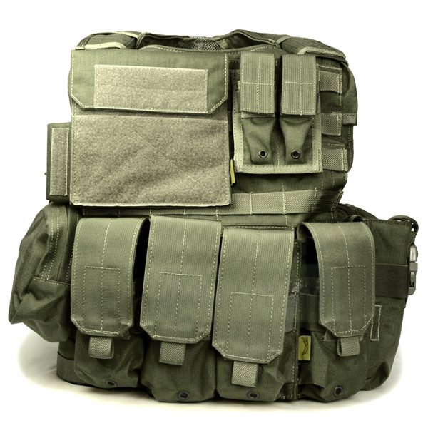 FLYYE Force Recon Vest with Pouch Set Ver.Land RG サバゲー,サバイバルゲーム,ミリタリー