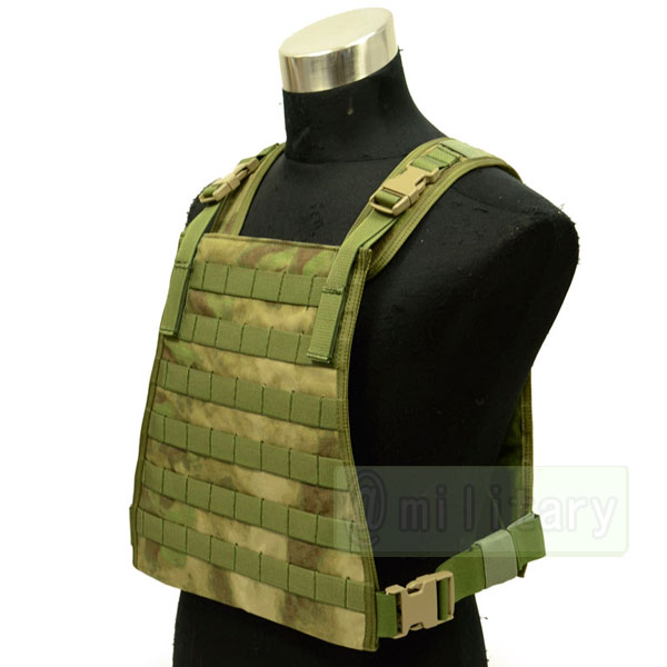 FLYYE MBSS Plate Carrier A-TACS FG 【A-TACS森林ver】 サバゲー,サバイバルゲーム,ミリタリー