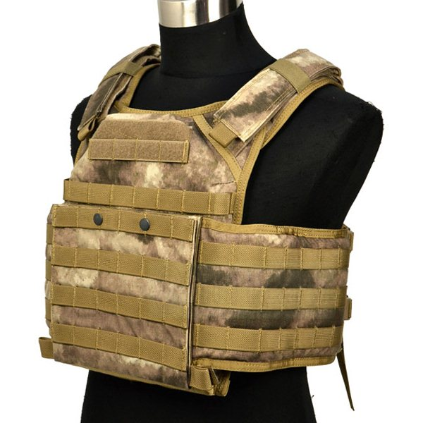 FLYYE FAPC GEN2 with Additional mobile plate carrier A-TACS サバゲー,サバイバルゲーム,ミリタリー