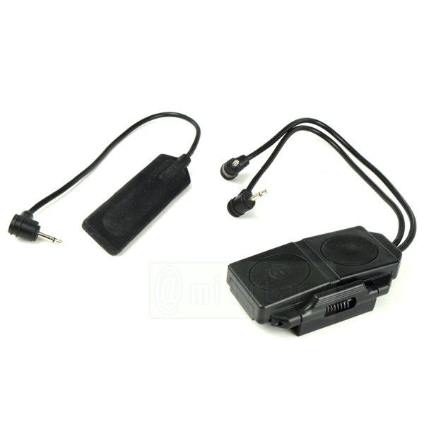 I STYLE コンボキットWMX200 タイプ ライト、PEQ 15 タイプ ライト セットブラック サバゲー サバイバルゲーム ミリタリーoBxdCe