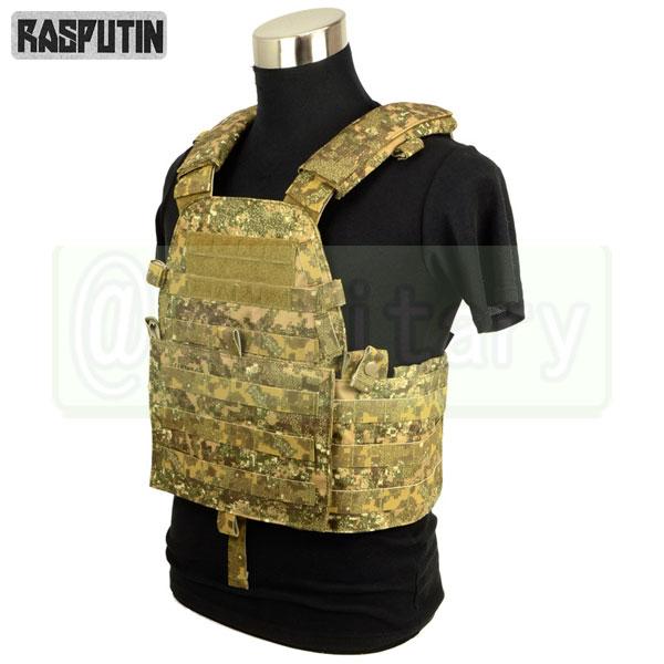 Rasputin 94B Plate Carrier 【Pencott Badland】 [実物生地使用] サバゲー,サバイバルゲーム,ミリタリー