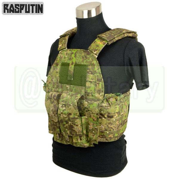 Rasputin 94K-MP7 Plate Carrier 【Pencott GreenZone】 [実物生地使用] [MP7マグ対応] サバゲー,サバイバルゲーム,ミリタリー