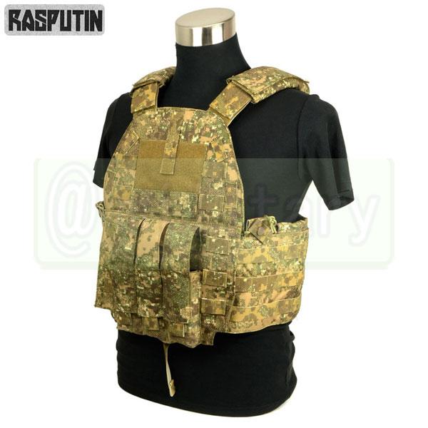 Rasputin 94K-MP7 Plate Carrier 【Pencott Badland】 [実物生地使用] [MP7マグ対応]