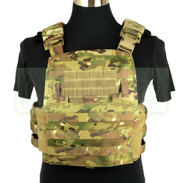 """MODI AVS プレートキャリアー [AVS """"Adaptive Vest System""""] MC サバゲー,サバイバルゲーム,ミリタリー"""