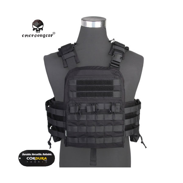 Crye Precision NCPC(NAVY CAGE Plate Carrier)タイプ プレートキャリア BK サバゲー,サバイバルゲーム,ミリタリー