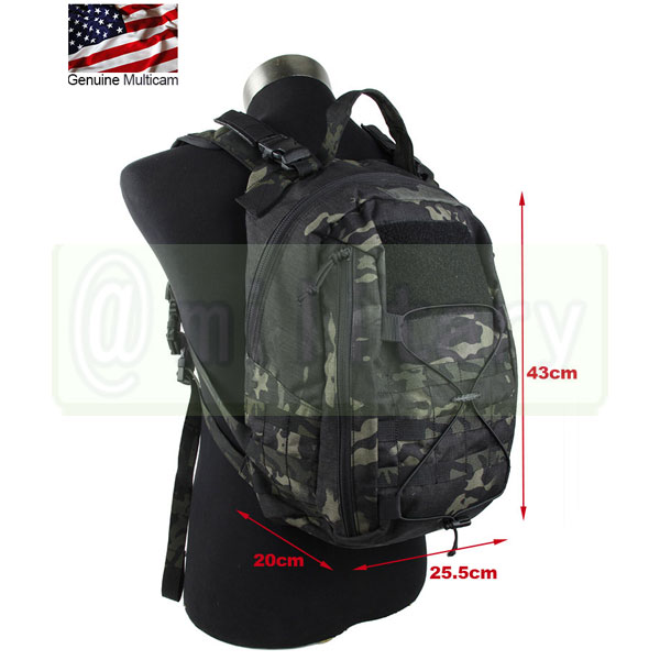 TMC製 DLS MM Pack 2Wayバックパック Multicam Black