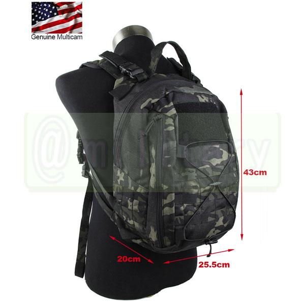 TMC製 DLS MM Pack 2Wayバックパック Multicam Black