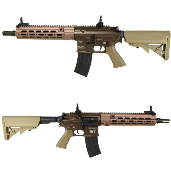 ARROW DYNAMIC (アローダイナミック) HK416 SMR デルタカスタム デザートカラー サバゲー,サバイバルゲーム,ミリタリー