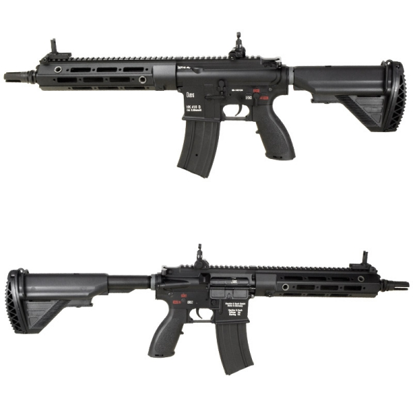ARROW DYNAMIC (アローダイナミック) HK416 RAHGカスタム ブラック サバゲー,サバイバルゲーム,ミリタリー