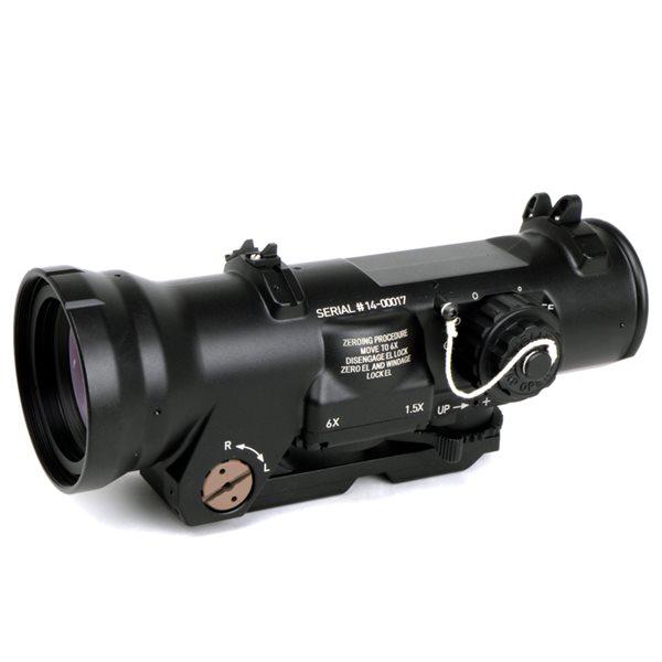 ARROW DYNAMIC (アローダイナミック) ELCAN Specter DR 7.62 タイプ 1.5-6x 可変倍率 スコープ