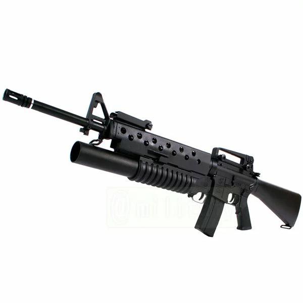 """""""アローダイナミック"""" M16A3 with M203 グレネードランチャー"""