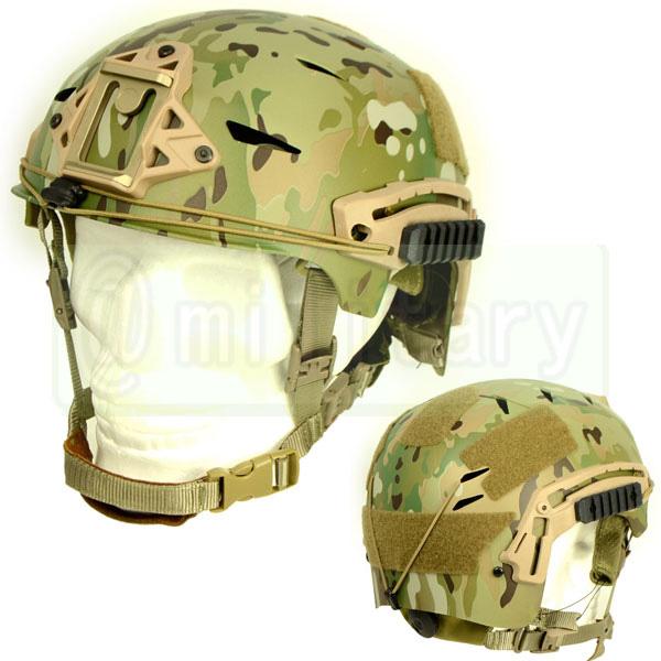FMA製 EXF BUMP ヘルメット レプリカ マルチカム サバゲー,サバイバルゲーム,ミリタリー