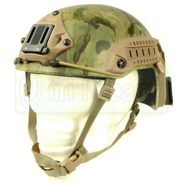 FMA製 Ops-Core Maritime ヘルメット レプリカ A-TACS FG サバゲー,サバイバルゲーム,ミリタリー