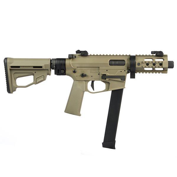 ARES M45 X-Class 電動サブマシンガン デザートカラー サバゲー,サバイバルゲーム,ミリタリー