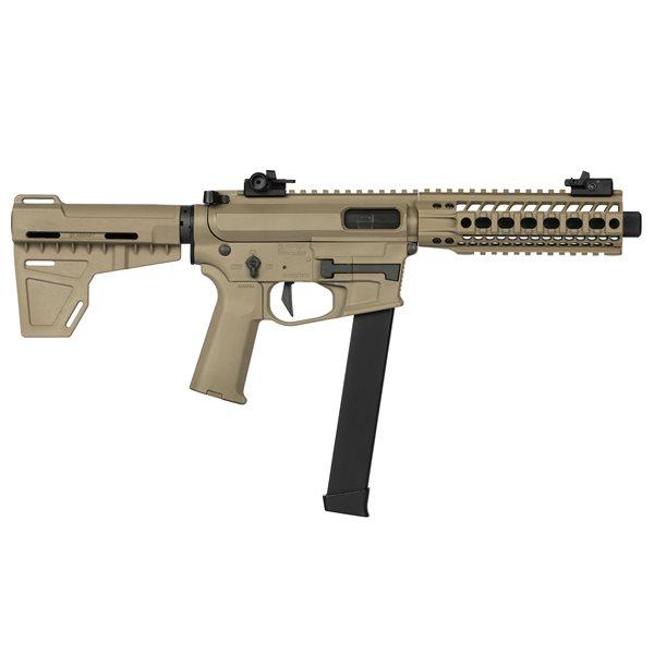 ARES M45 S-Class ロング デザートカラー サバゲー,サバイバルゲーム,ミリタリー
