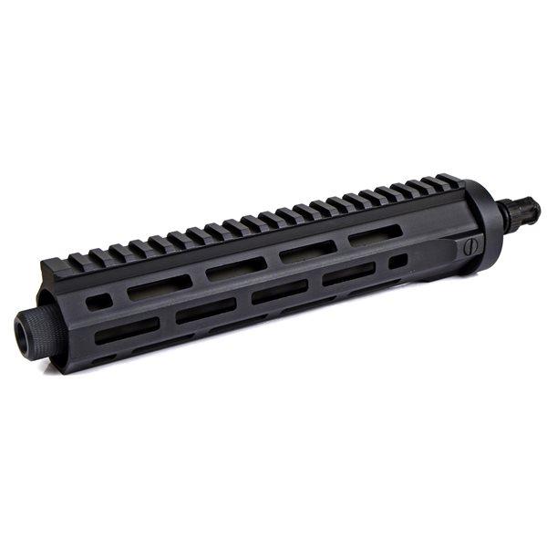 ARES M45 電動サブマシンガン用 ブラック M-LOK CNC ハンドガード ロング ARES M45 ブラック, アソグン:649f6c8a --- wap.cadernosp.com.br