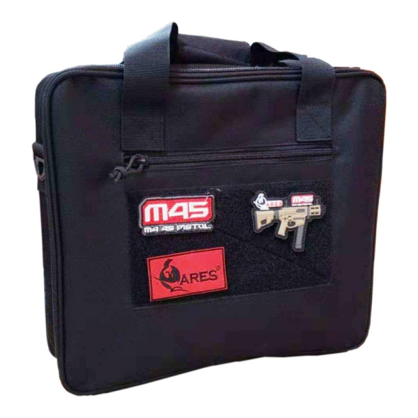 ウィンターフェア商品★ ARES M45 電動サブマシンガン用 2Way ガンキャリーバッグ サバゲー,サバイバルゲーム,ミリタリー