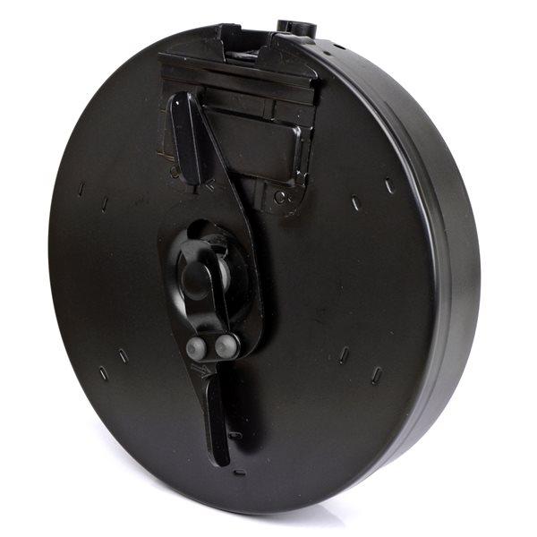 ARES トンプソン Chicago タイプ 電動ガン用 ドラムマガジン サバゲー,サバイバルゲーム,ミリタリー