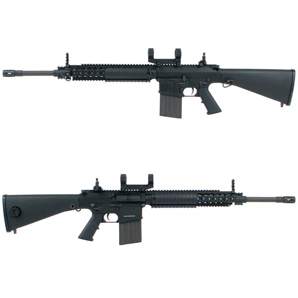 ARES M110 電動 セミオート スナイパーライフル ブラック サバゲー,サバイバルゲーム,ミリタリー