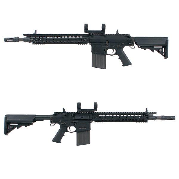 ARES M110K 電動 セミオート スナイパーライフル ブラック サバゲー,サバイバルゲーム,ミリタリー