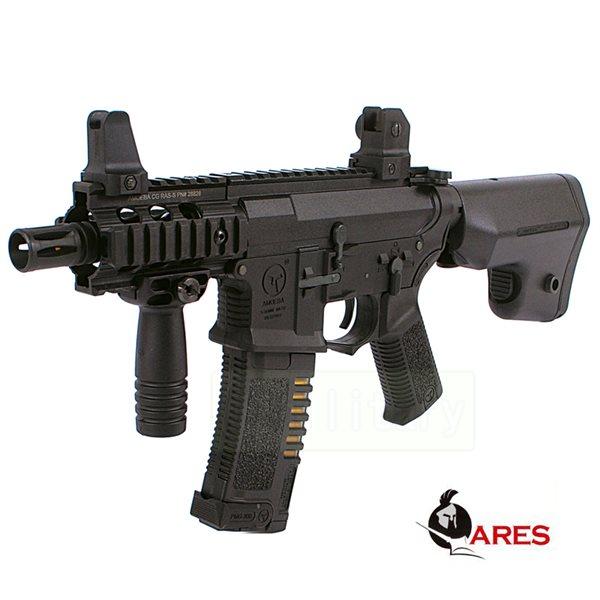 ARES コンバットギア タクティカルライフル ショート [AM-007] ブラック サバゲー,サバイバルゲーム,ミリタリー